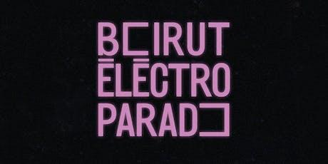 Beirut Electro Parade // OzAsia Festival tickets