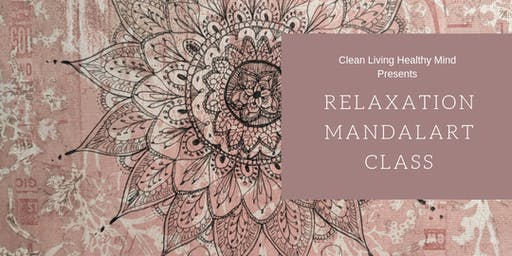 Relaxation Mandalart Class