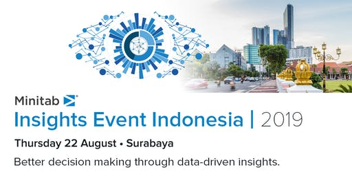 Minitab Insights Event Indonesia - Surabaya