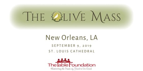 The Olive Mass - New Orleans tickets