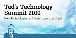 2019 Ted's Technology Summit Fiji