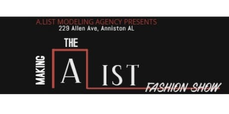 Making The A-List tickets