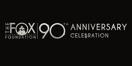 A Fox 90th Anniversary Celebration - VIP Black Tie Event
