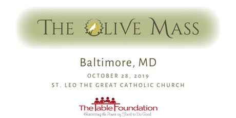 The Olive Mass - Baltimore tickets