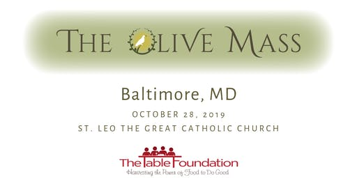 The Olive Mass - Baltimore