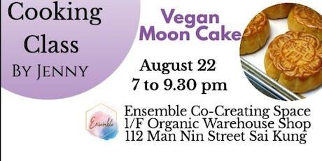 Vegan Moon Cake Cooking Class tickets