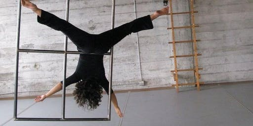 Aerial Dance Workshop for Youth with Joanna Haigood