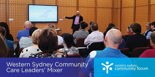 Western Sydney Community Care Leaders' Mixer