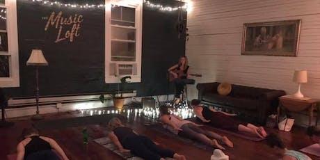 Rhythm & Flow: A Live Music & Yoga Experience tickets