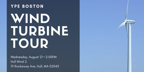 Wind Turbine Tour tickets