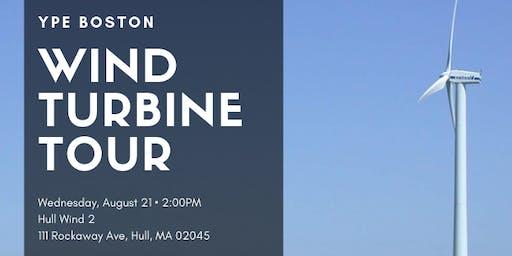 Wind Turbine Tour
