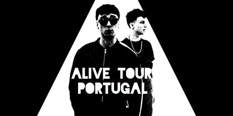 WESLEY: The Alive Tour - Portugal bilhetes
