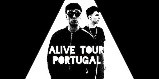 WESLEY: The Alive Tour - Portugal