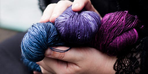 Learn to Dye Yarn - Beginners Workshop