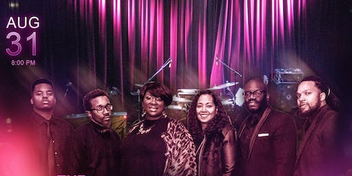 The Tre'King Band Presents A Night of Soulful of Grooves