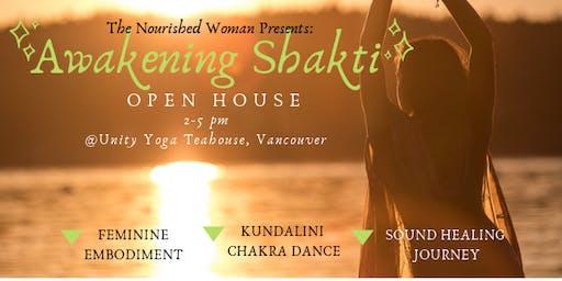 Awakening Shakti: OPEN TEMPLE
