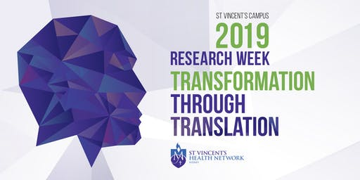 ST VINCENT'S CAMPUS RESEARCH WEEK