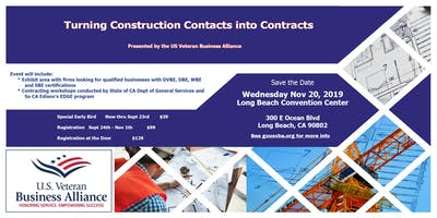 Turning Construction Contacts into Contracts