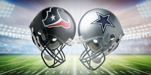 CaraFan Bus: Houston Texans @ Dallas Cowboys (Austin Departure)