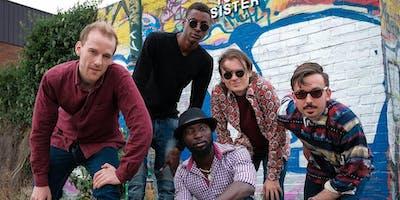 The Senegambian Jazz Band w/ Rara Zulu