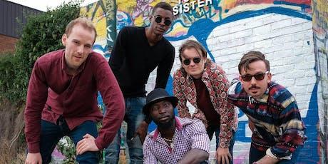 The Senegambian Jazz Band w/ Rara Zulu tickets