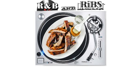 R&B and RIBS tickets