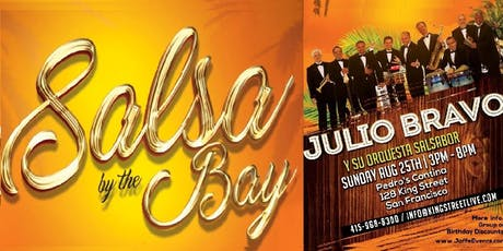 Salsa By The Bay Summer Series tickets