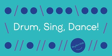 Katy Music Together Demo Class (Rhythm Kids 4-6 yrs) tickets