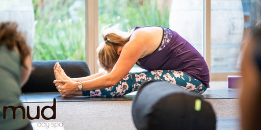 Cultivating Calm Yoga Workshop