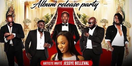 dISIP Album release party LOREYA, artiste invité JESSYE BELLEVAL