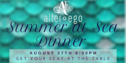 Summer at Sea Dinner