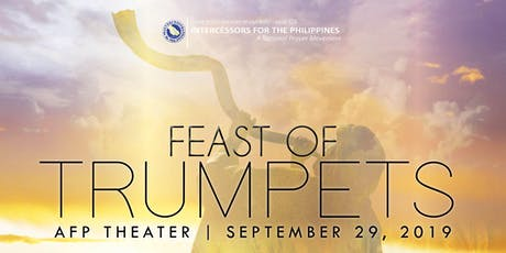 Feast of Trumpets tickets