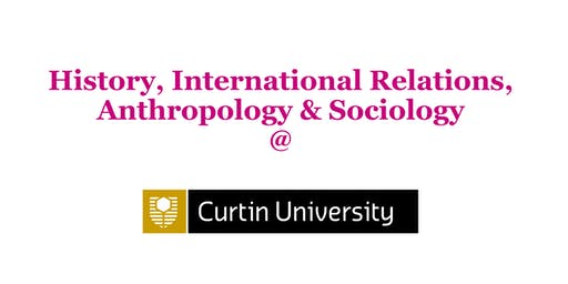 Info Session for History, International Relations, Anthropology & Sociology