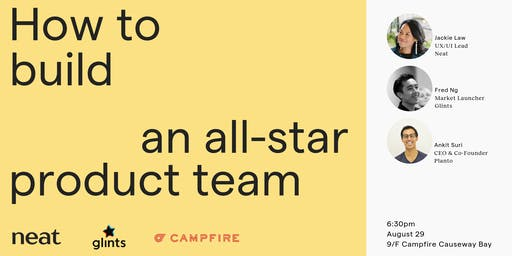How to Build an All-Star Product Team