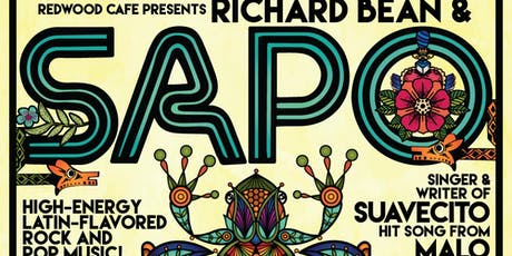 Richard Bean & Sapo tickets