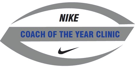 NIKE Coach of the Year Calgary tickets