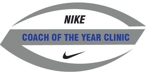 NIKE Coach of the Year Calgary