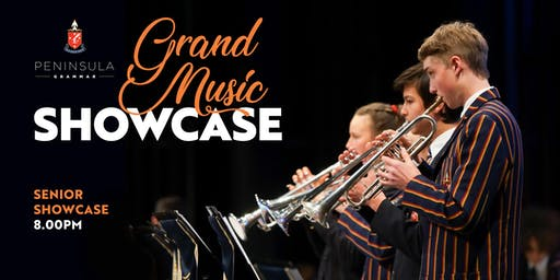 Grand Music Showcase - MIDDLE/SENIOR