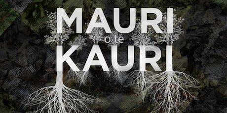 Mauri o te Kauri documentary tickets