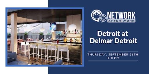 Network After Work Detroit at Delmar Detroit