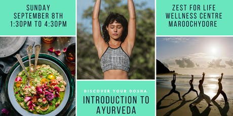Discover Your Body Type - An Introduction into Ayurveda tickets