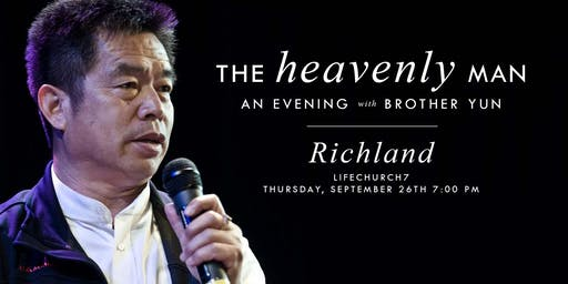 THE HEAVENLY MAN- AN EVENING WITH BROTHER YUN