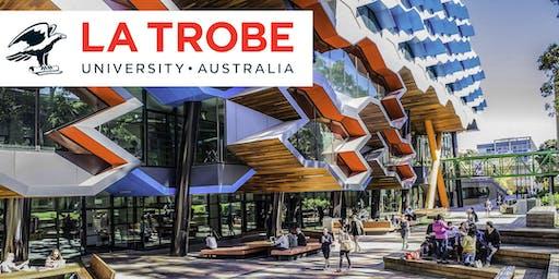 La Trobe University Agent/Partner Expo - Bangalore (18 Sep 2019)