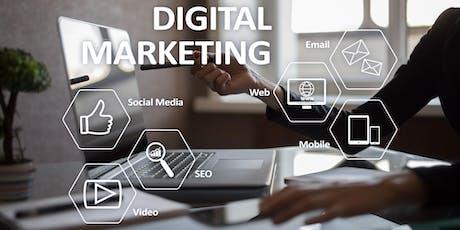Social Media & Digital Marketing (Kingscote) tickets