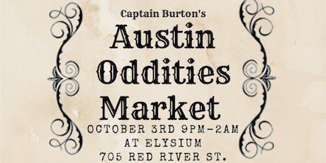 Austin Oddities Market tickets