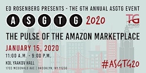 Amazon Sellers Event/Meetup ASGTG 2020: The Pulse of...
