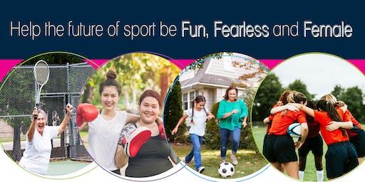 Women in Sport Workshop & Networking Event - Bankstown