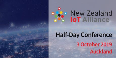 New Zealand 2019 IoT Half-Day Conference tickets