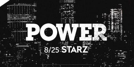 Power Season 6 Premier X Chill tickets