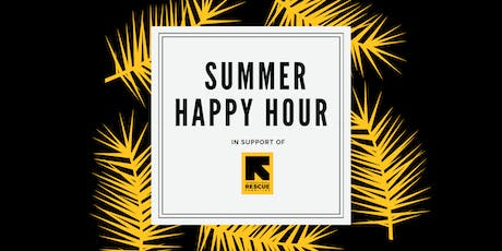 Summer Happy Hour benefiting the International Rescue Committee tickets